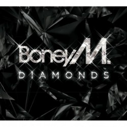 BONEY M - DIAMONDS (40TH...