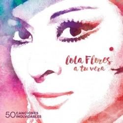 LOLA FLORES - A TU VERA  (2Cd)
