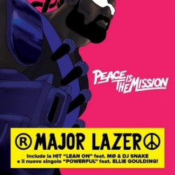 MAJOR LAZER - PEACE IN THE...