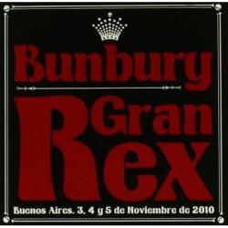 BUNBURY - GRAN REX  (2Cd)