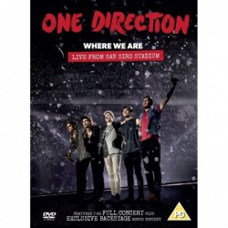 ONE DIRECTION - WHERE WE...