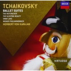 TCHAIKOVSKY:SUITES PARA...