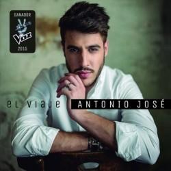 ANTONIO JOSE - EL VIAJE  (Cd)