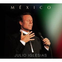 JULIO IGLESIAS - MEXICO  (Cd)