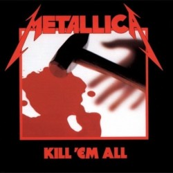 METALLICA - KILL´EM ALL  (Cd)