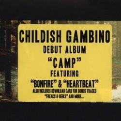 CHILDISH GAMBINO - CAMP -LTD-
