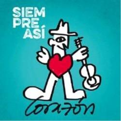 SIEMPRE ASI - CORAZON  (Cd)