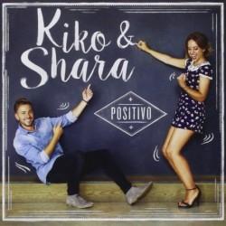 KIKO Y SARA - POSITIVO  (Cd)
