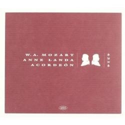 Mozart: Acordeon Anne Landa...