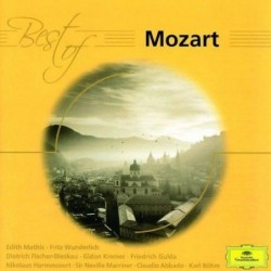 Best Of Mozart  (Cd)