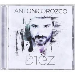 Antonio Orozco - Diez  (Cd)