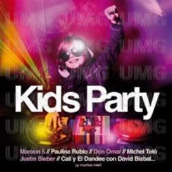 Kids Party - Varios  (Cd)