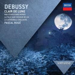 DEBUSSY - CLAIR DE LUNE  (Cd)