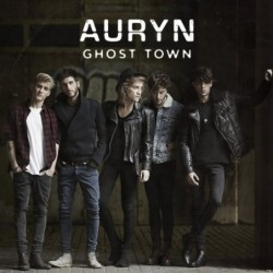 AURYN - GHOST TOWN  (Cd)