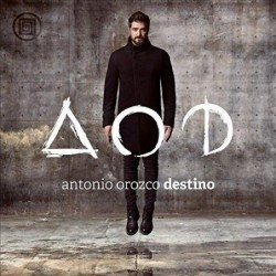 ANTONIO OROZCO - DESTINO  (Cd)