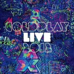COLDPLAY - LIVE 2012  (Cd+Dvd)