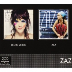 ZAZ - Recto Verso & Zaz  (2Cd)