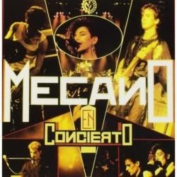 MECANO - EN CONCIERTO  (Cd)