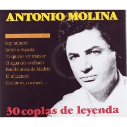 ANTONIO MOLINA - 30 COPLAS...