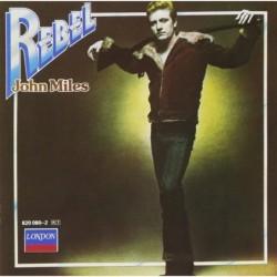 John Miles - Rebel  (Cd)