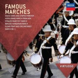 Marchas Famosas - Varios  (Cd)