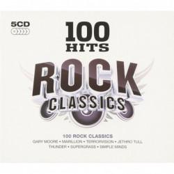 100 Hits Rock Classics -...