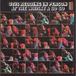 OTIS REDDING - IN PERSON AT...