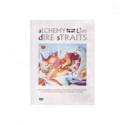 DIRE STRAITS - ALCHEMY  (Dvd)
