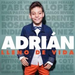 ADRIAN - LLENO DE VIDA  (Cd)