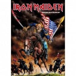 Iron Maiden 2013 Calendar...