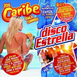 Caribe 2016 + Disco...
