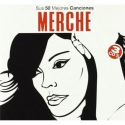 MERCHE - SUS 50 MEJORES...