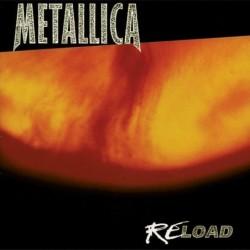 METALLICA - RELOAD  (Cd)