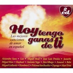 HOY TENGO GANAS DE TI -...