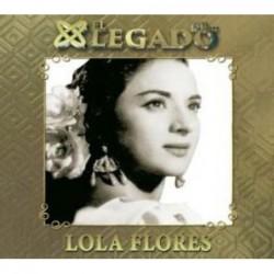 LOLA FLORES - EL LEGADO...