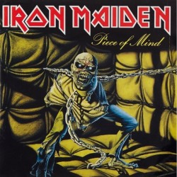 IRON MAIDEN - PIECE OF MIND...