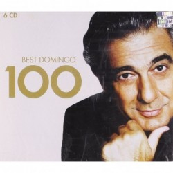PLACIDO DOMINGO - 100 BEST...