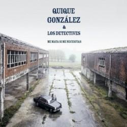 QUIQUE GONZALEZ - ME MATA...