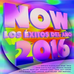 NOW 2016 - VARIOS  (2Cd)