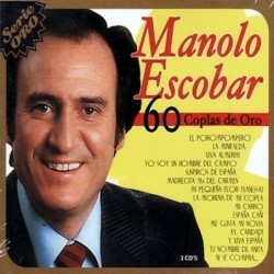 MANOLO ESCOBAR - 60 COPLAS...