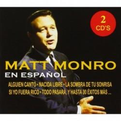 MATT MONRO - EN ESPAÑOL  (2Cd)