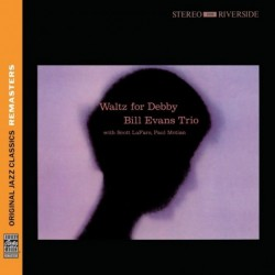 BILL EVANS TRIO - WALTZ FOR...