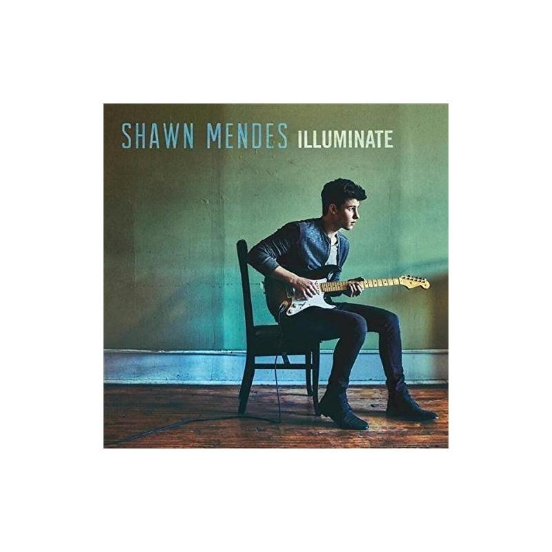 Illuminate Deluxe Shawn Mendes: ILLUMINATE (Deluxe Ltda Mintpack) (Cd