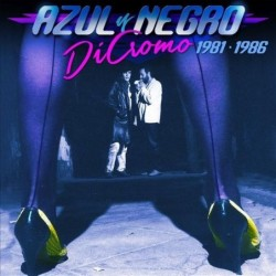 AZUL Y NEGRO - DICROMO...
