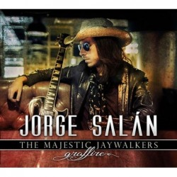 JORGE SALAN - GRAFFIRE  (Cd)