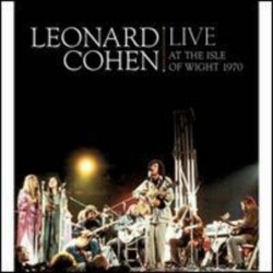 LEONARD COHEN - LIVE AT THE...