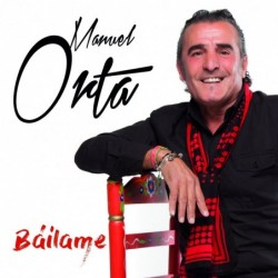 MANUEL ORTA - BAILAME  (Cd)