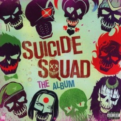 SUICIDE SQUAD - B.S.O.  (Cd)