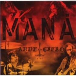 MANA - ARDE EL CIELO  (Cd+Dvd)