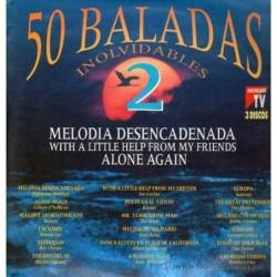 50 BALADAS INOLVIDABLES 2 -...